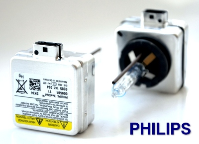 Philips D1S xenon lamp