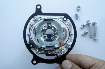 xenon lens adapter bi-projector G5