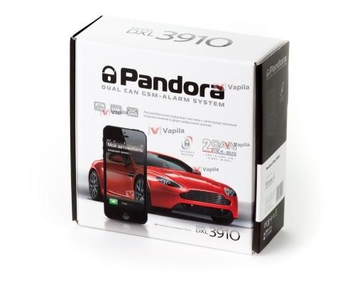 Автосигнализация Pandora DXL 3910