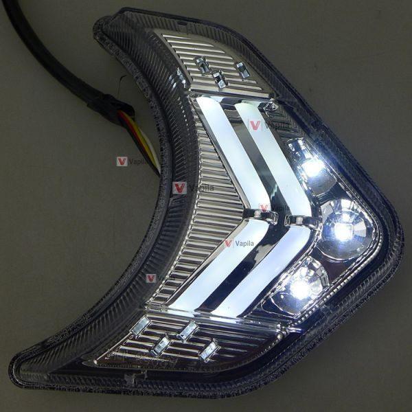 Штатные дневные ходовые огни Kia Sorento 2009-2012