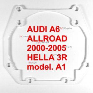 Переходная рамка для билинз Audi A6 ALLROAD