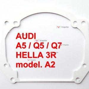 Переходная рамка для билинз Audi Q5