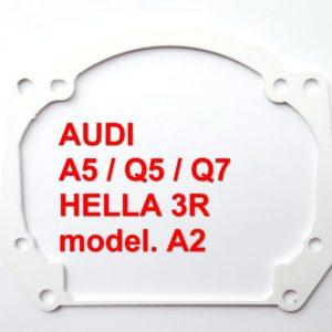 Переходная рамка для билинз Audi A6 C5