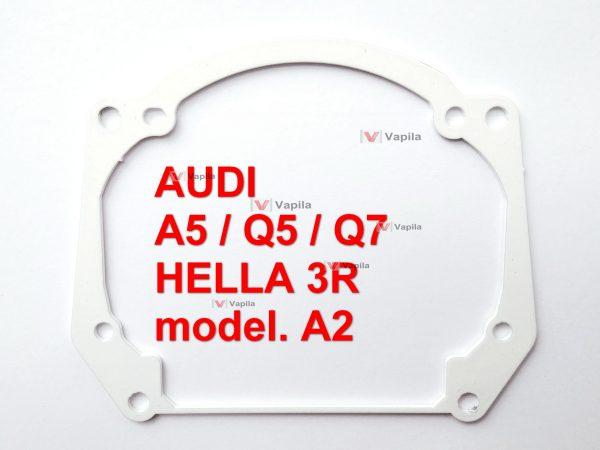 Переходная рамка для билинз Audi A5
