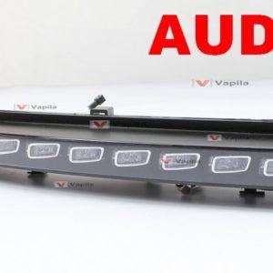 Штатные дневные ходовые огни Audi Q7