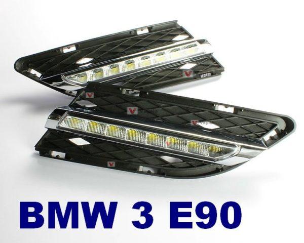 Штатные дневные ходовые огни BMW 3 Series 2009-2012