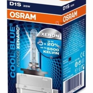 Ксеноновые лампы Osram Cool Blue Intense D1S 35w