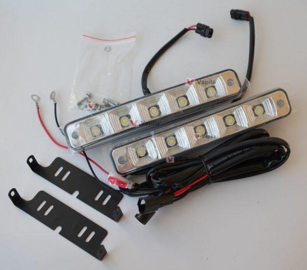 Дневные ходовые огни LED DayLight Safety BIG