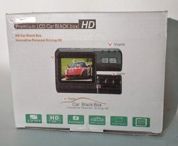 Видеорегистратор R720 HD two cam