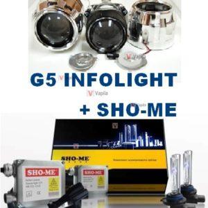 Sho-Me + G5 Infolight