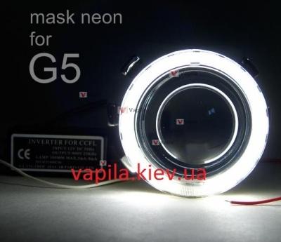 Биксеноновые линзы Infolight G5 classic
