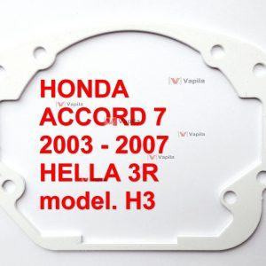 Переходная рамка для билинз Honda Accord 7