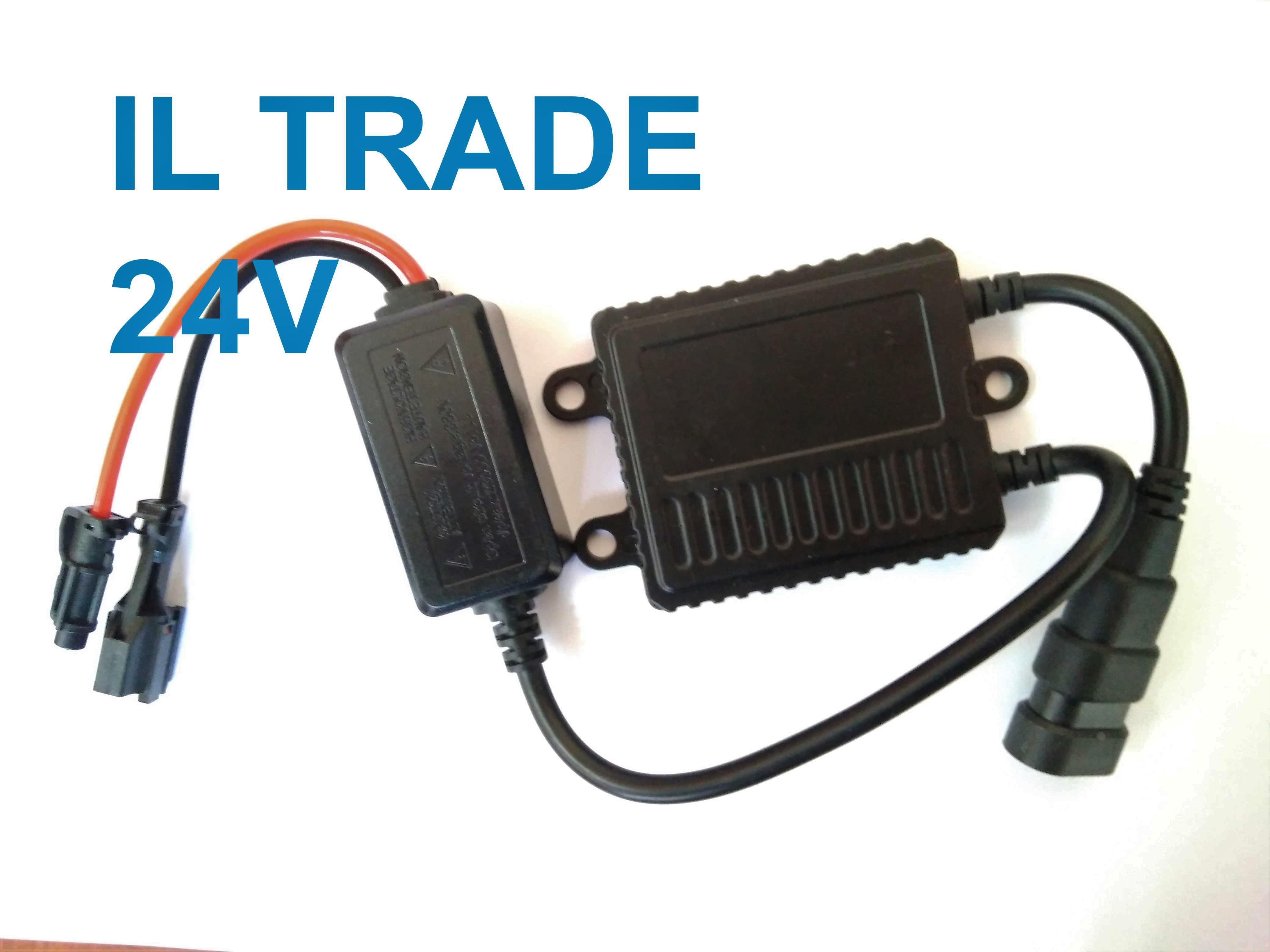 Блок розжига IL Trade 35w 24v slim