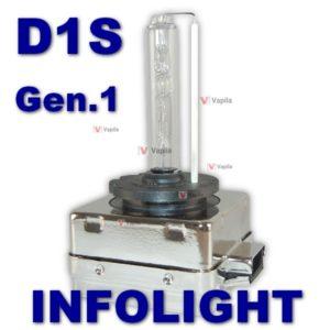 Ксеноновые лампы Infolight D1S Gen.1 Распродажа!