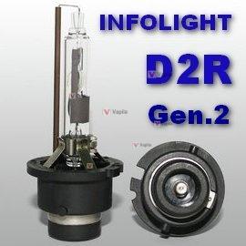 Ксеноновые лампы Infolight D2R Gen.2 Акция!