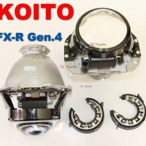Биксеноновые линзы Koito FX-R gen.4 2.5'