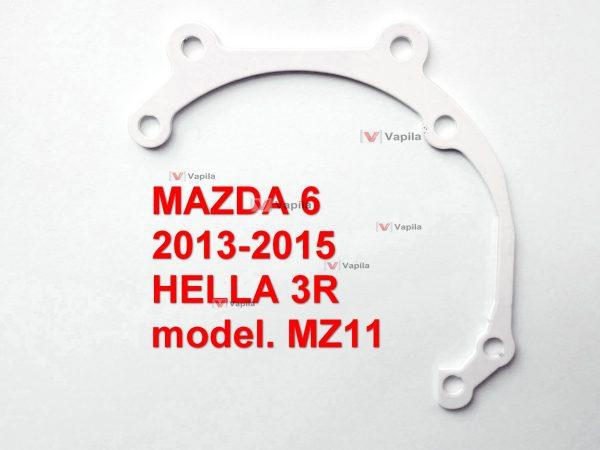 Переходная рамка для билинз Mazda 6 III дорестайла
