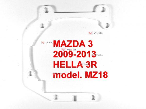 Переходная рамка для билинз Mazda 3 второго поколения