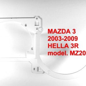 Переходная рамка для билинз Mazda 3 первого поколения