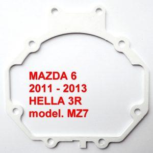 Переходная рамка для билинз Mazda 6 II рестайл