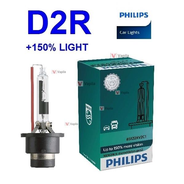 philips d2r x treme vision gen2 150 85126. Black Bedroom Furniture Sets. Home Design Ideas