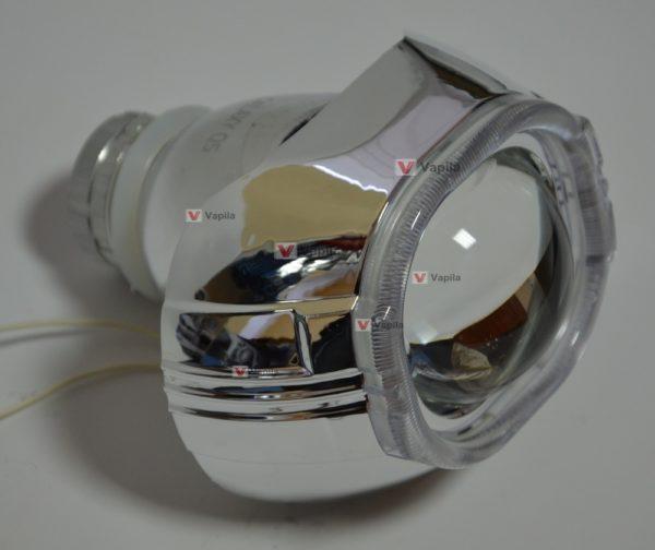 Биксеноновые линзы Galaxy Q5 Square