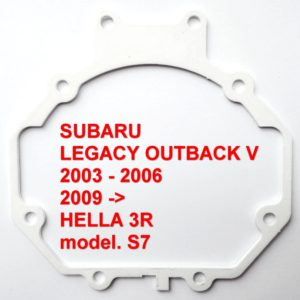 Переходная рамка для билинз Subaru Legacy Outback V