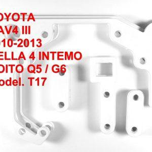 Переходная рамка для билинз Toyota RAV4 III