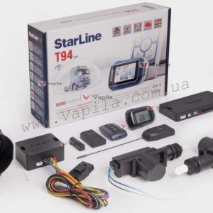 Автосигнализация Starline T94 GPS GSM