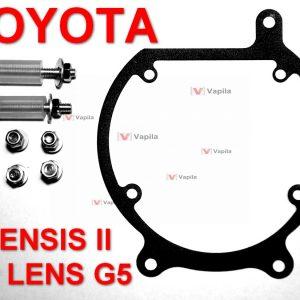 Переходная рамка для билинз Toyota Avensis II рест. G5