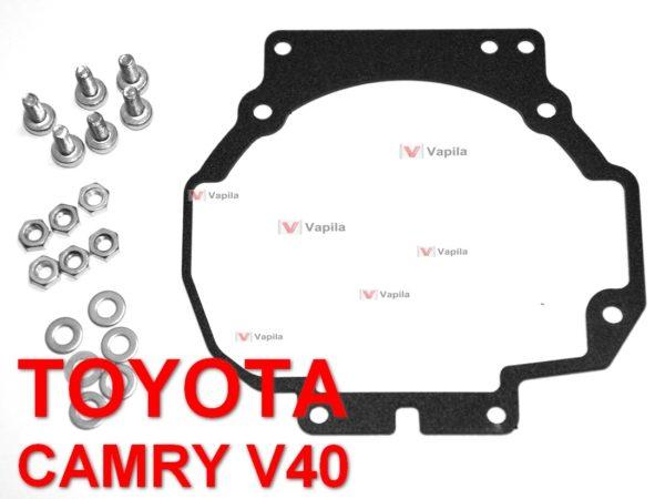 Переходная рамка для билинз Toyota Camry V40 дорестайла