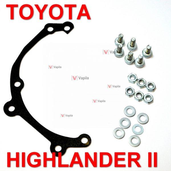 Переходная рамка для билинз Toyota Highlander II