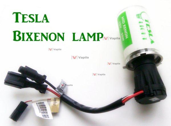 Биксеноновые лампы Tesla 35w / 40w