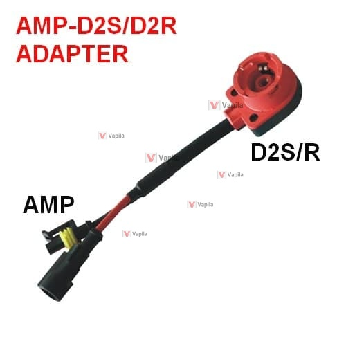 amp-d2s hid adapter