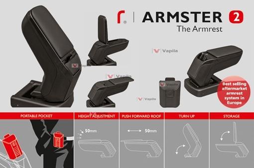 Подлокотник Armster 2 Black