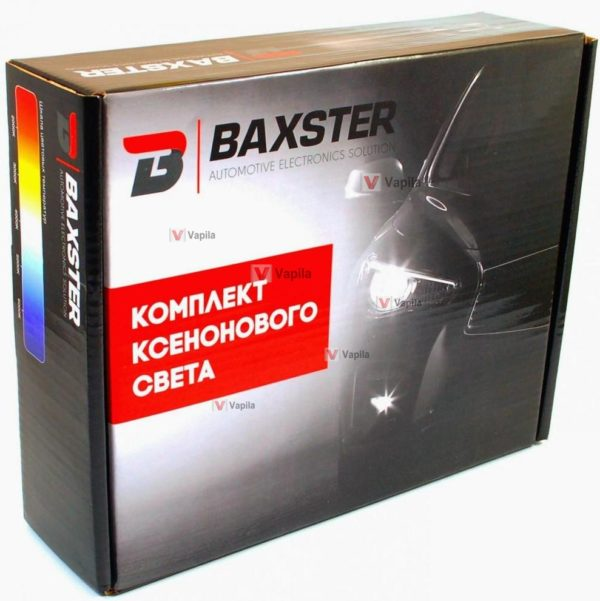 Baxster + G5 classic
