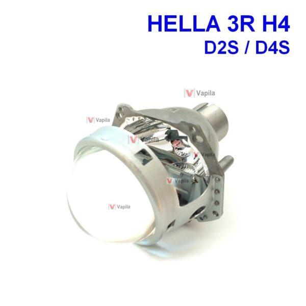 bixenon lens hella 3r h4 d2s d4s