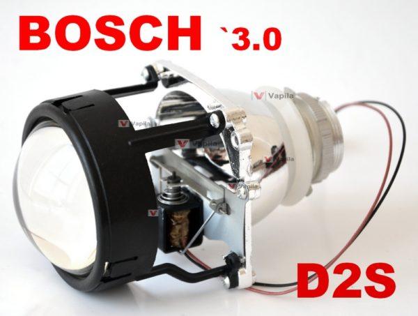 Биксеноновые линзы Bosch D2S 3.0'