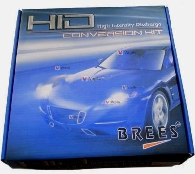 Ксенон Brees Slim 35w + Подарок!