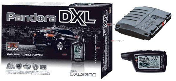 Автосигнализация Pandora DXL 3300