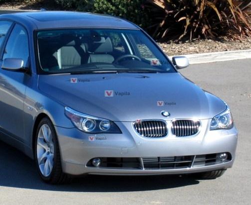Штатные дневные ходовые огни BMW 5 Series E60 2003-2007