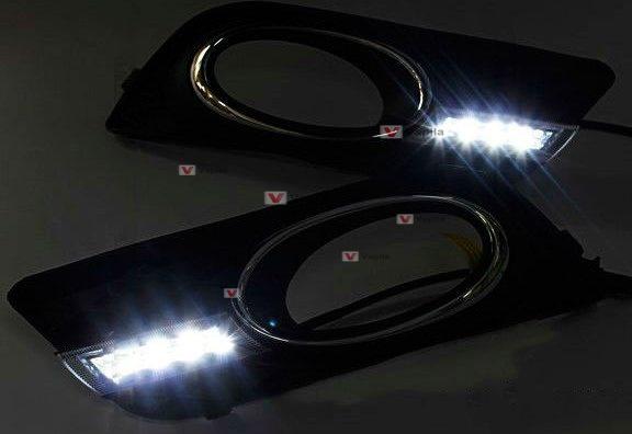 Штатные дневные ходовые огни Honda Civic 2011+