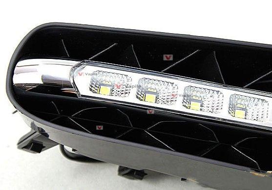 Штатные дневные ходовые огни Lexus ES240 / ES350