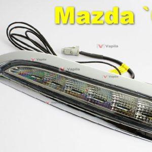 Штатные дневные ходовые огни Mazda 6 2008-2012