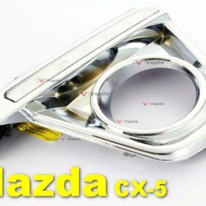 Штатные дневные ходовые огни Mazda CX-5