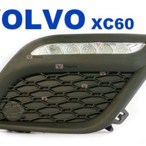 Штатные дневные ходовые огни Volvo XC60 2010+