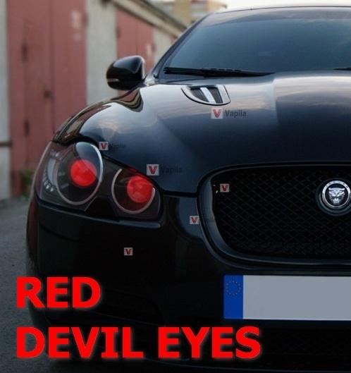Глазки дьявола подсветка для билинз G5