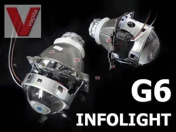 Sho-Me + G6 Infolight
