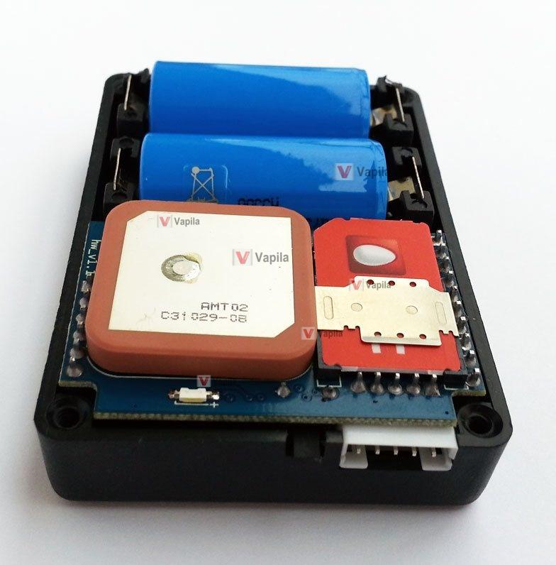 GPS маяк Marker M130 + мониторинг