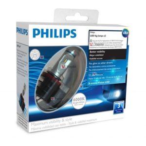 Светодиодные лампы Philips H8 H11 H16